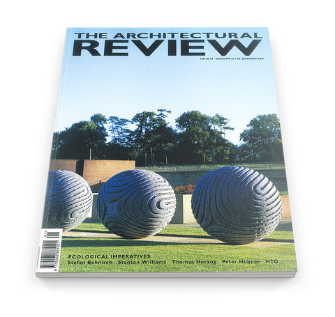 The Architectural Review Issue 1247, January 2001