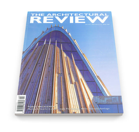 The Architectural Review Issue 1250, April 2001