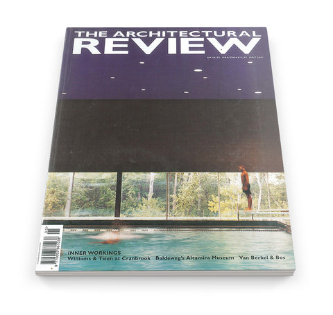 The Architectural Review Issue 1251, May 2001