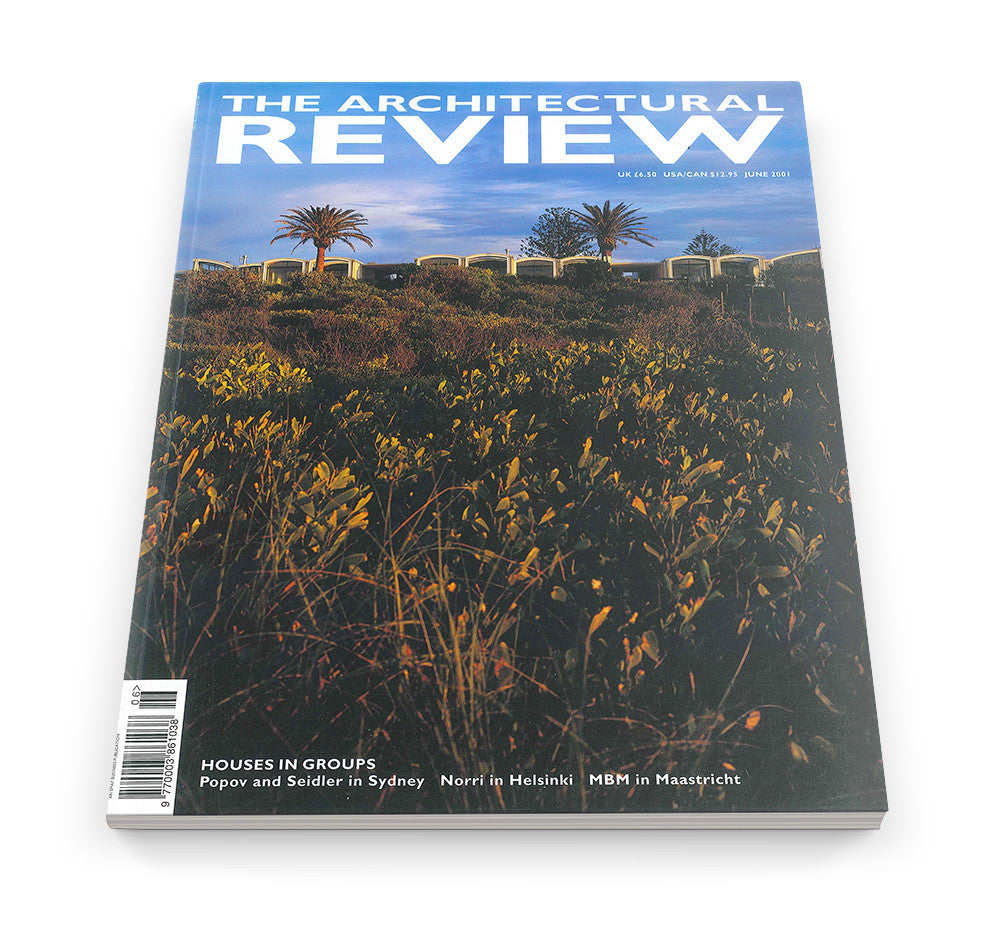 The Architectural Review Issue 1252, June 2001