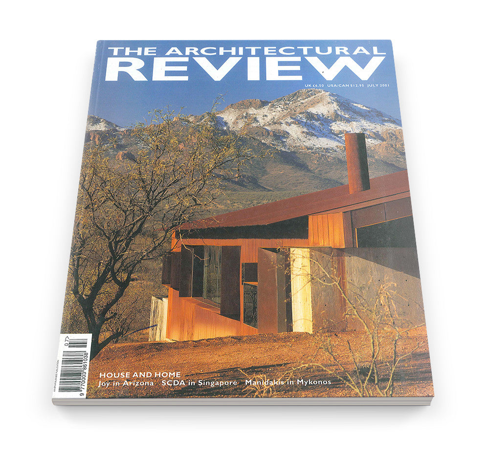 The Architectural Review Issue 1253, July 2001