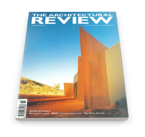 The Architectural Review Issue 1257, November 2001