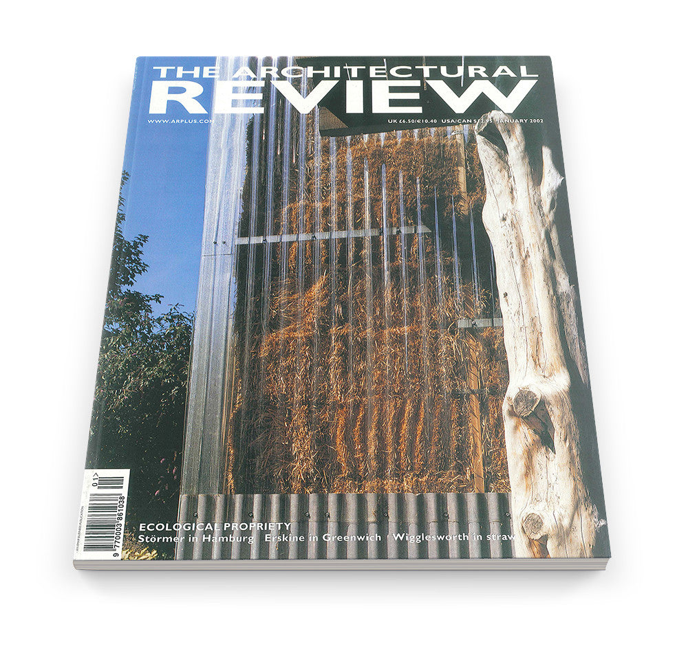 The Architectural Review Issue 1259, January 2002