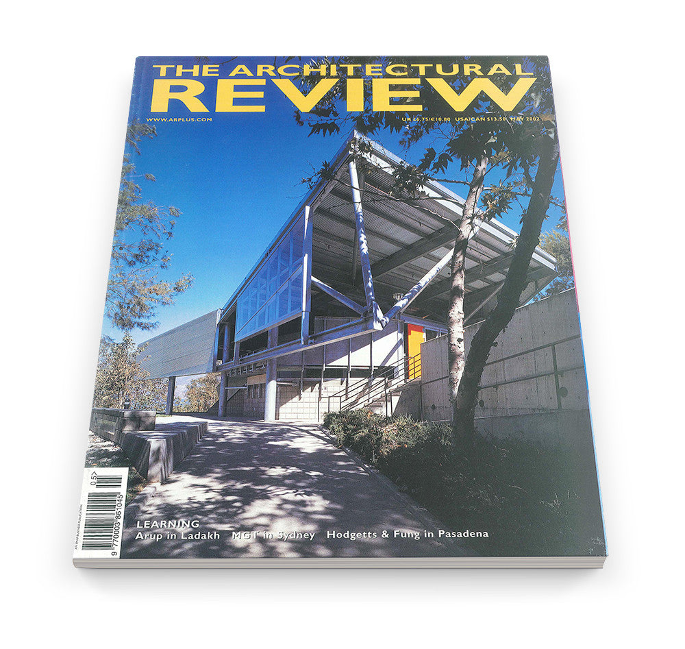 The Architectural Review Issue 1263, May 2002