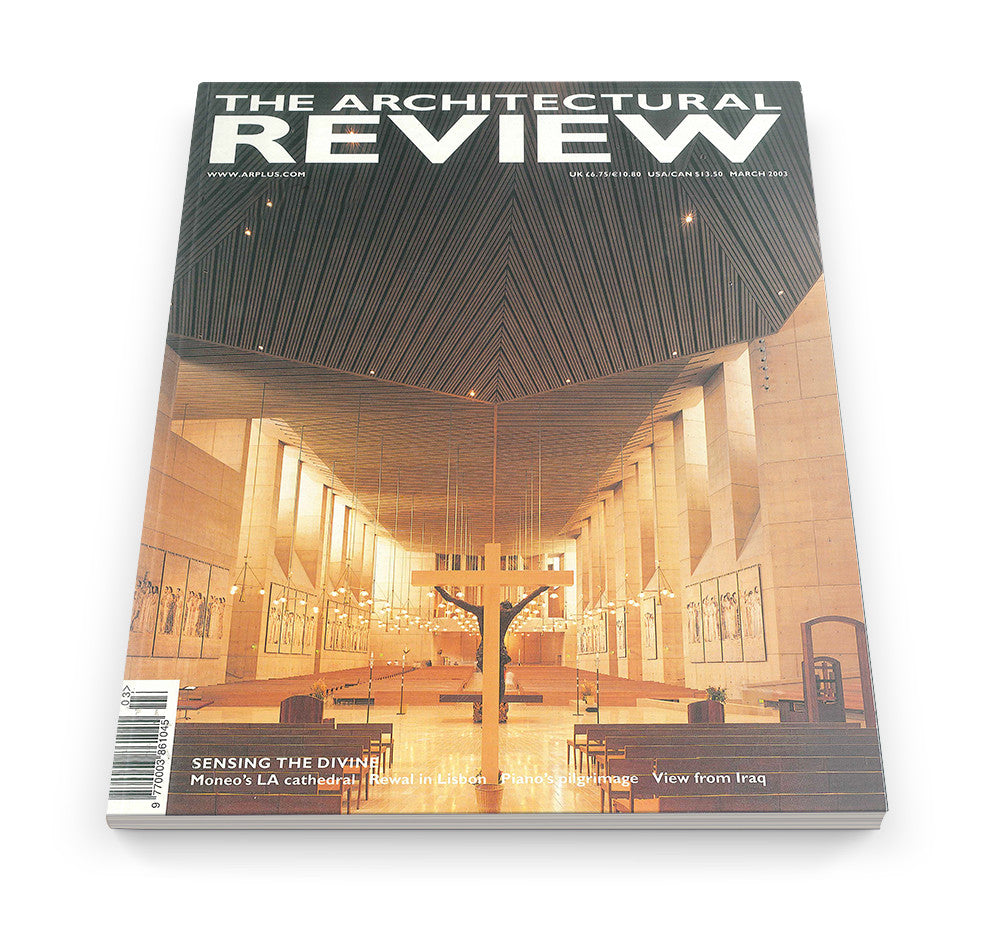 The Architectural Review Issue 1273, March 2003