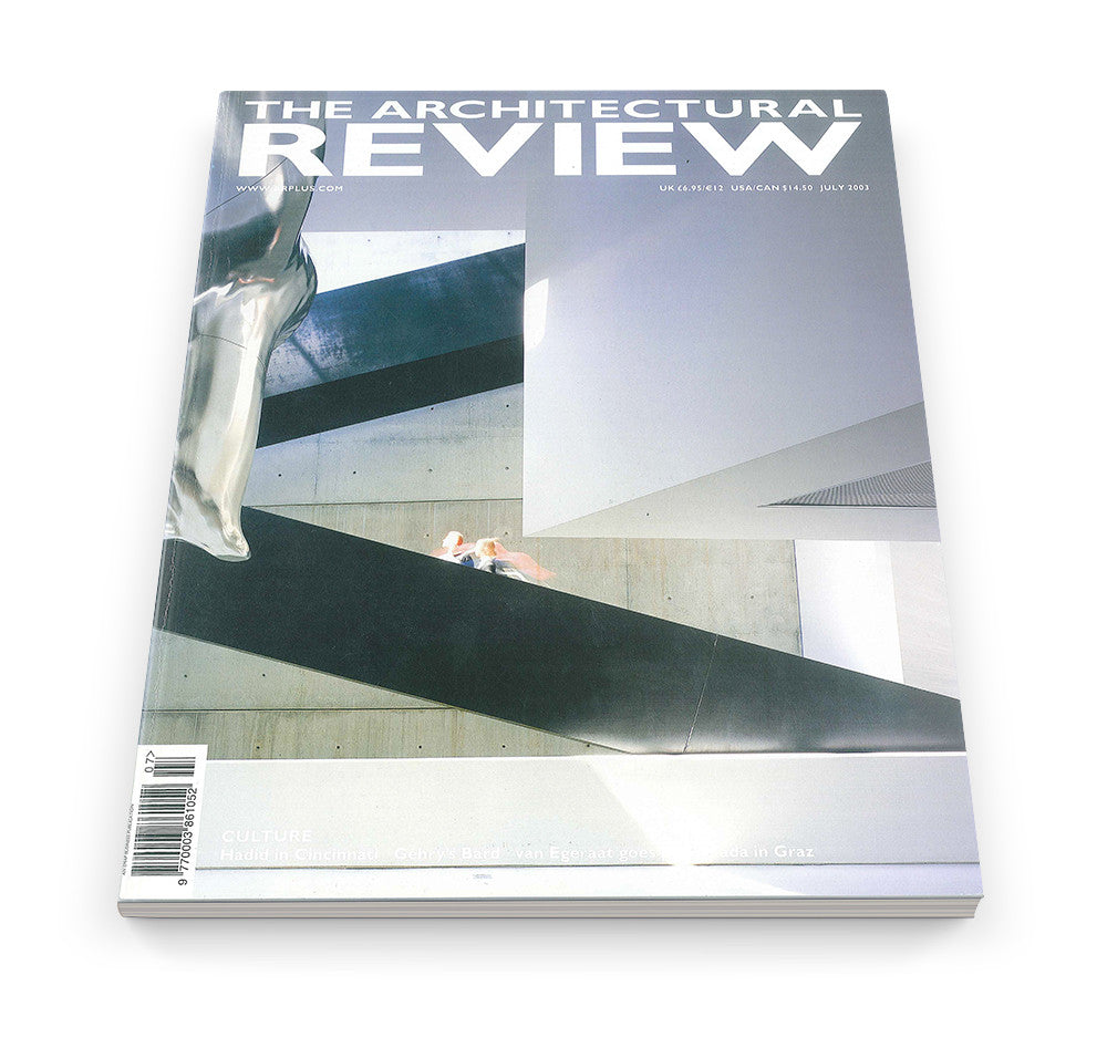 The Architectural Review Issue 1277, July 2003