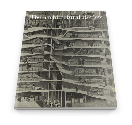 The Architectural Review Online And Print Magazine About
