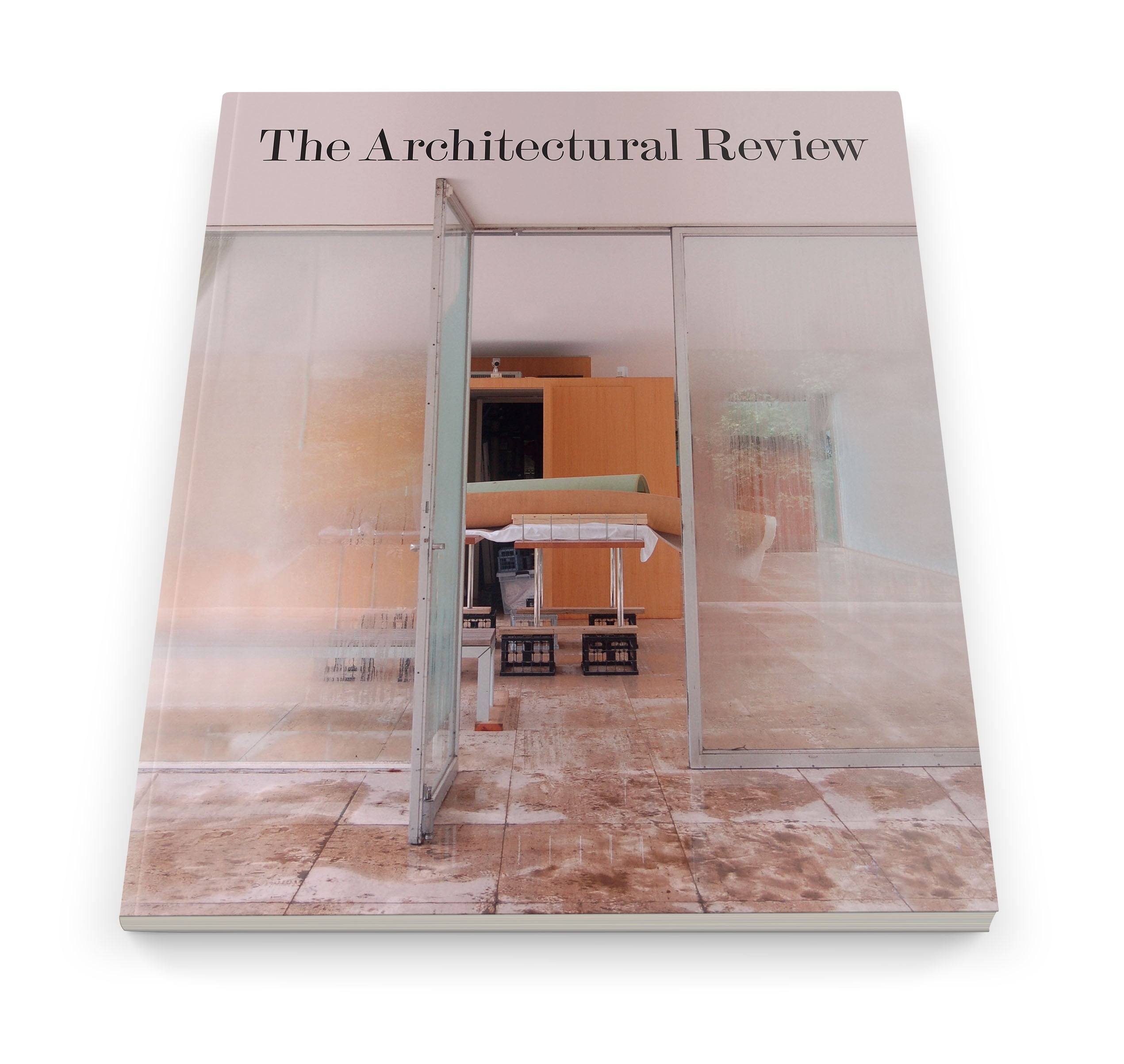 Failure: The Architectural Review Issue 1458, February 2019