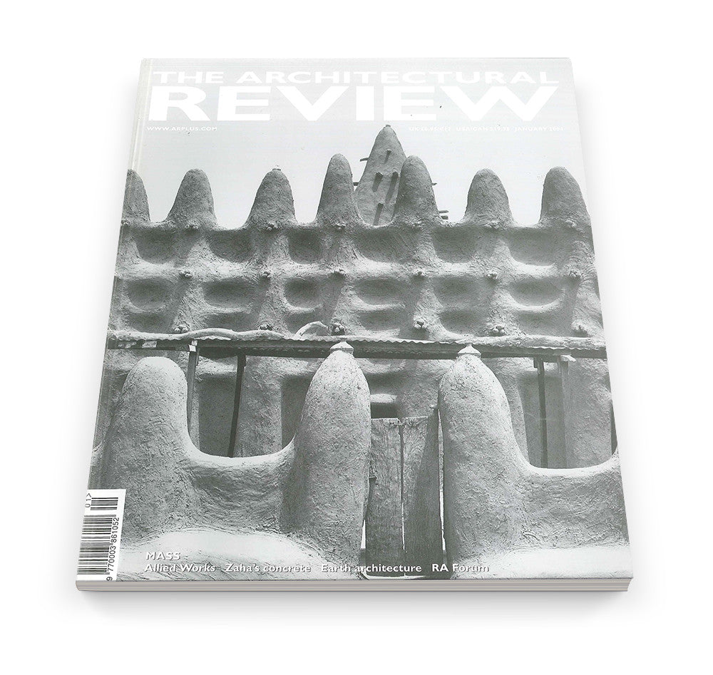 The Architectural Review Issue 1283, January 2004