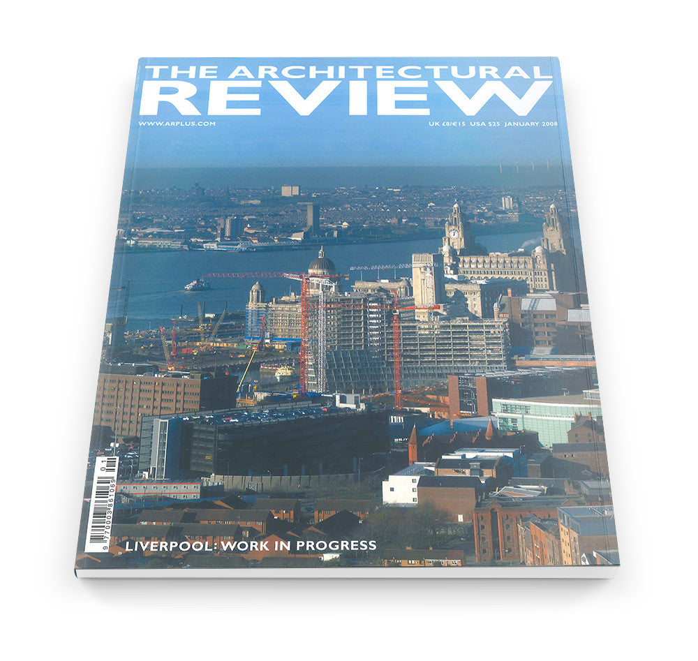 The Architectural Review Issue 1331, January 2008