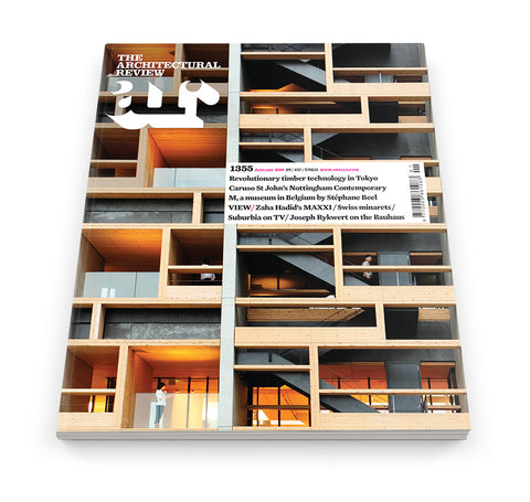 The Architectural Review Issue 1355, January 2010