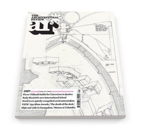 The Architectural Review Issue 1367 January 2011
