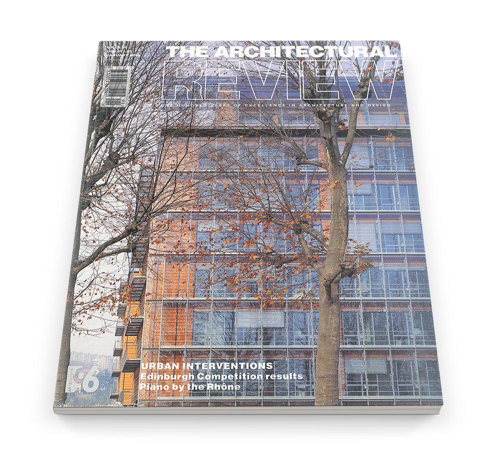 The Architectural Review Issue 1187, January 1996
