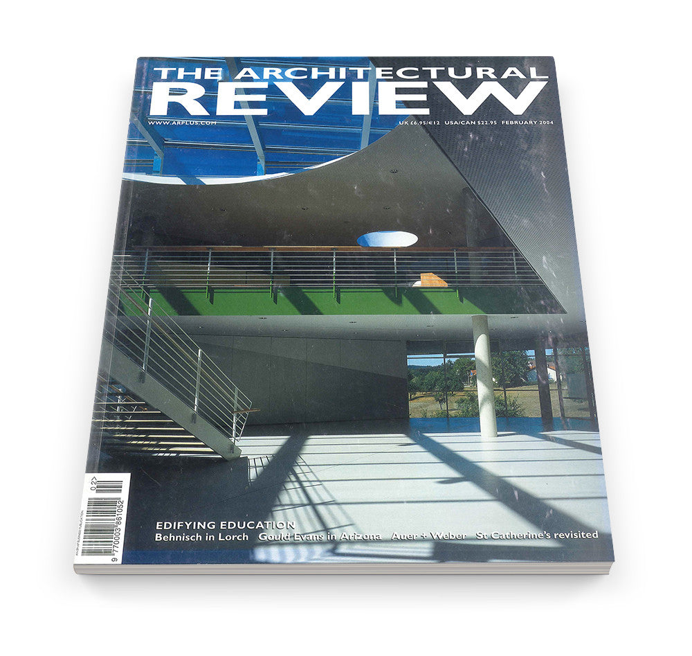 The Architectural Review Issue 1284, February 2004