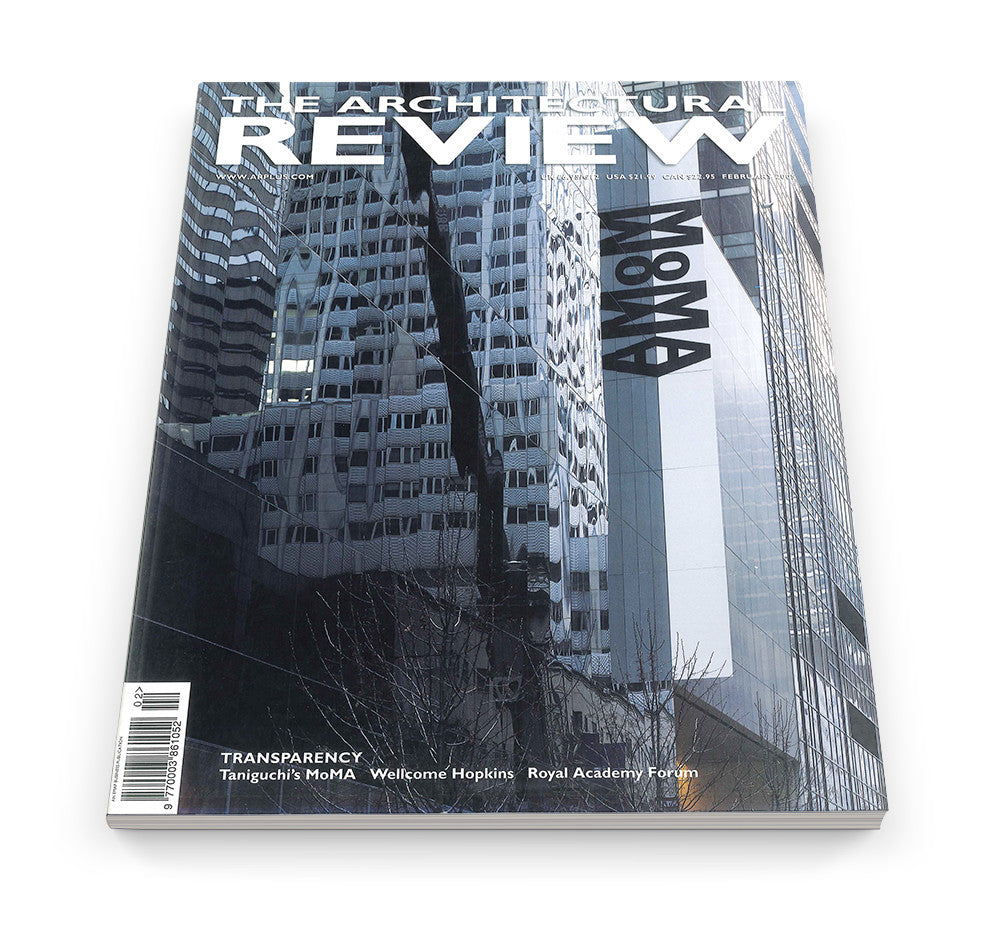 The Architectural Review Issue 1296, February 2005