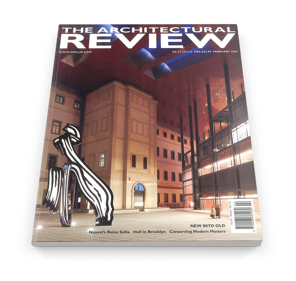 The Architectural Review Issue 1308, February 2006