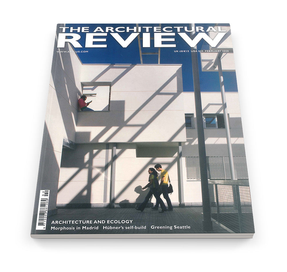 The Architectural Review Issue 1332, February 2008