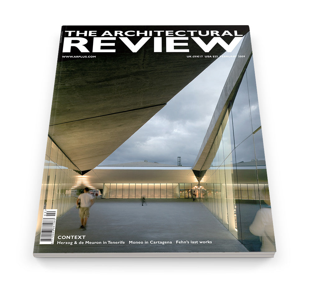The Architectural Review Issue 1344, February 2009