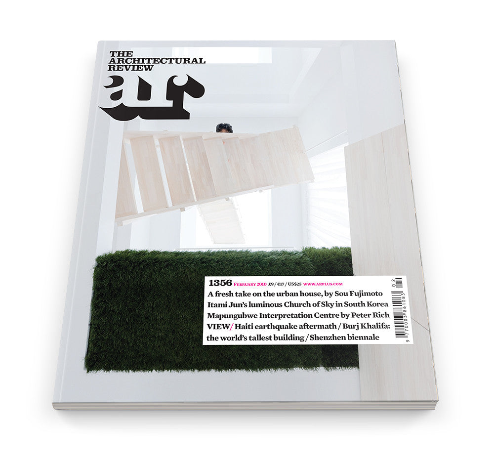 The Architectural Review Issue 1356, February 2010