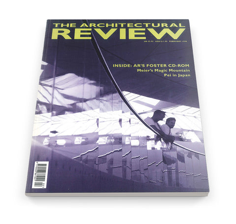 The Architectural Review Issue 1212, February 1998