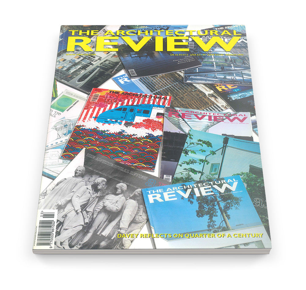 The Architectural Review Issue 1297, March 2005
