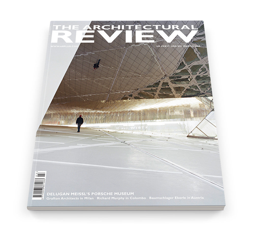 The Architectural Review Issue 1345, March 2009