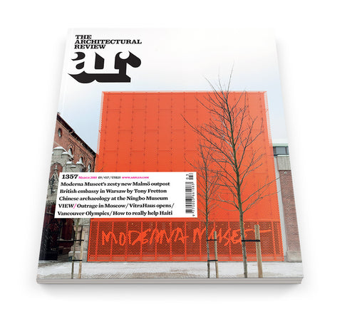 The Architectural Review Issue 1357, March 2010