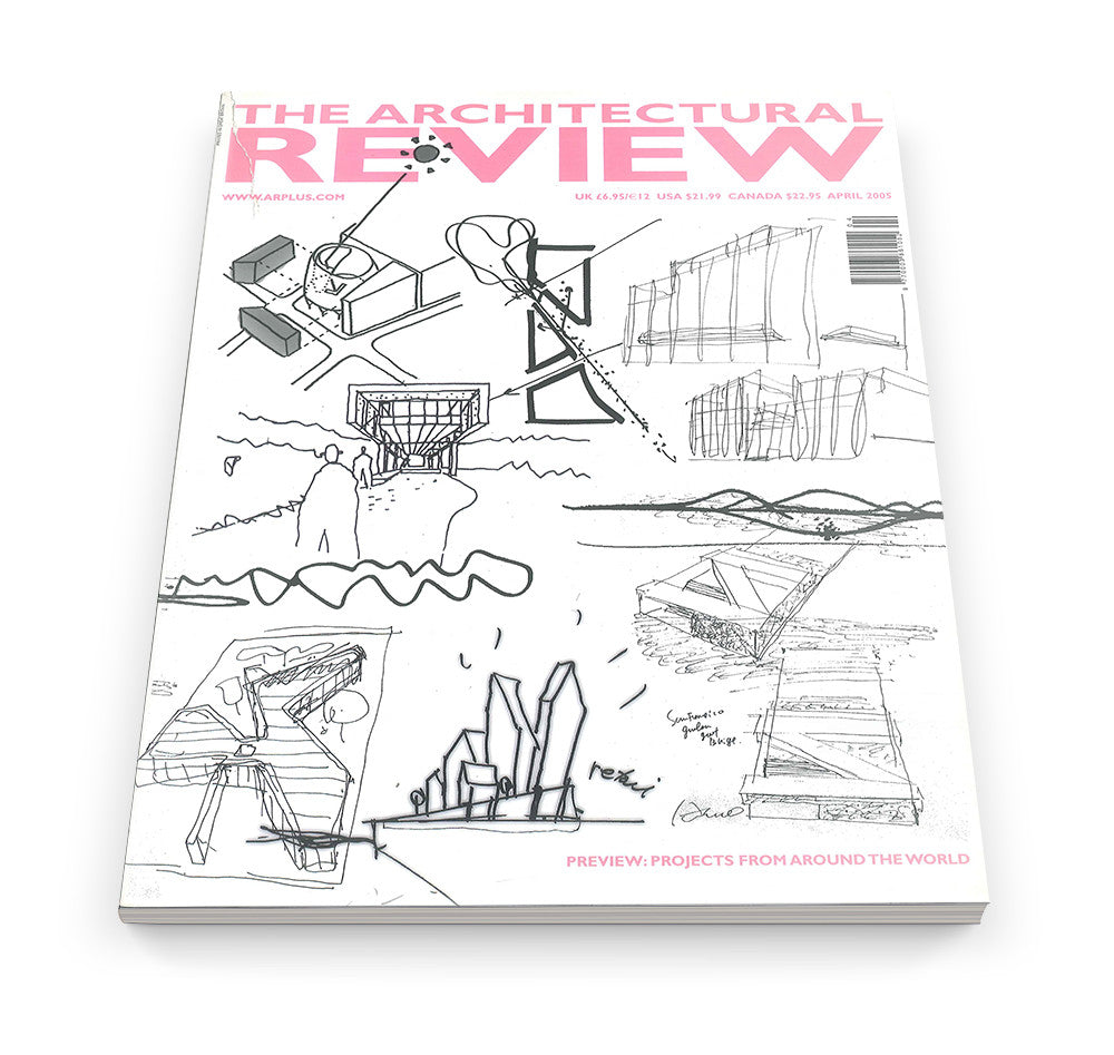 The Architectural Review Issue 1298, April 2005