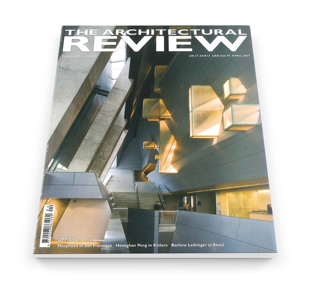 The Architectural Review Issue 1321, March 2007