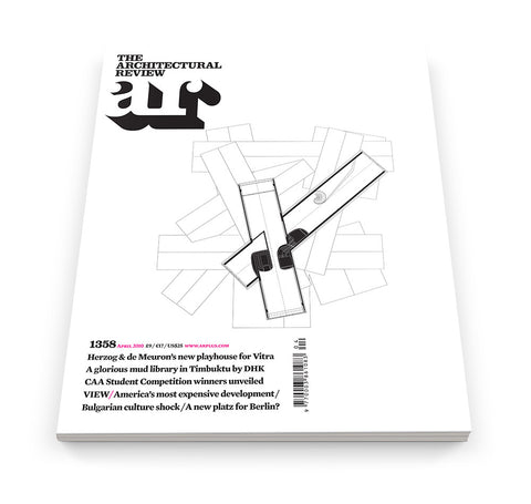 The Architectural Review Issue 1358, April 2010
