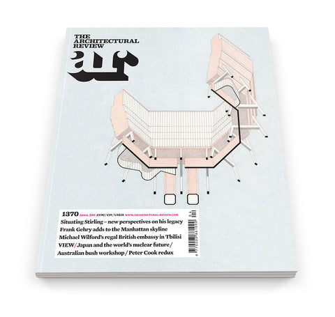 The Architectural Review Issue 1370, April 2011