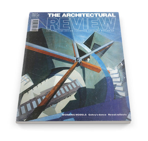 The Architectural Review Issue 1202, April 1997