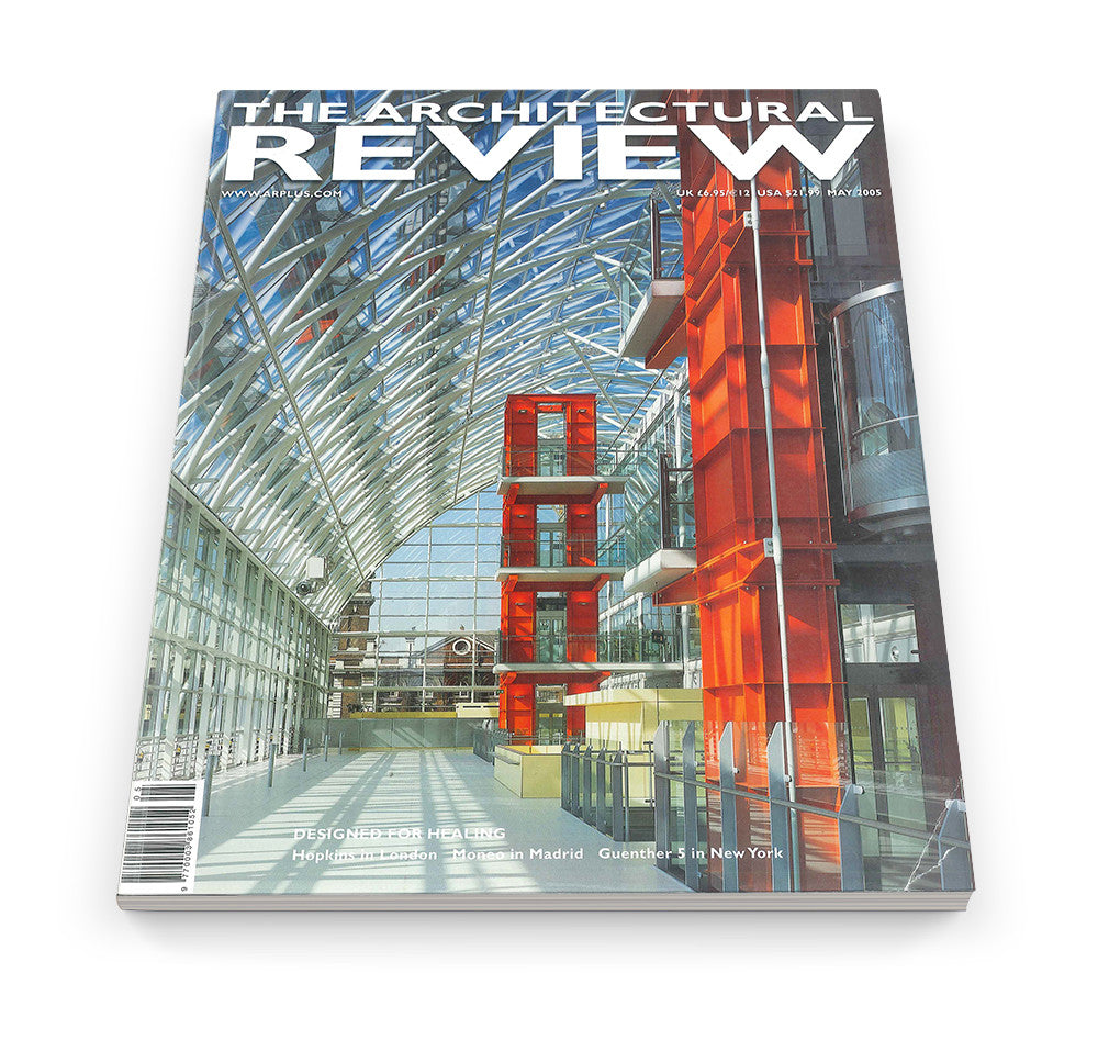 The Architectural Review Issue 1299, May 2005