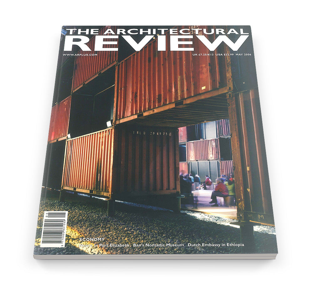 The Architectural Review Issue 1311, May 2006
