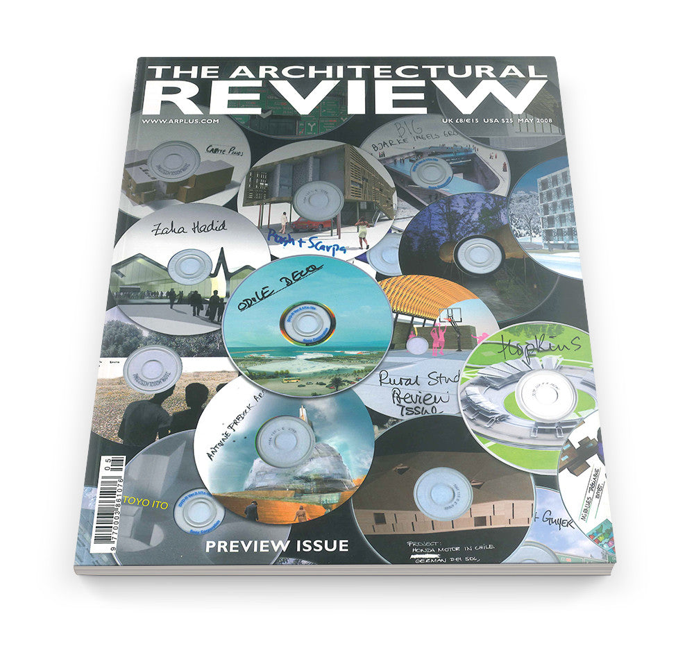 The Architectural Review Issue 1335, May 2008