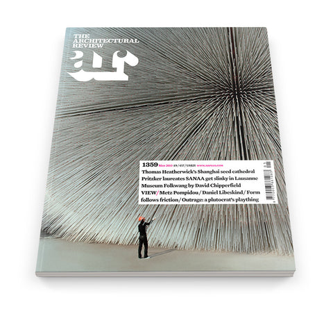 The Architectural Review Issue 1359, May 2010