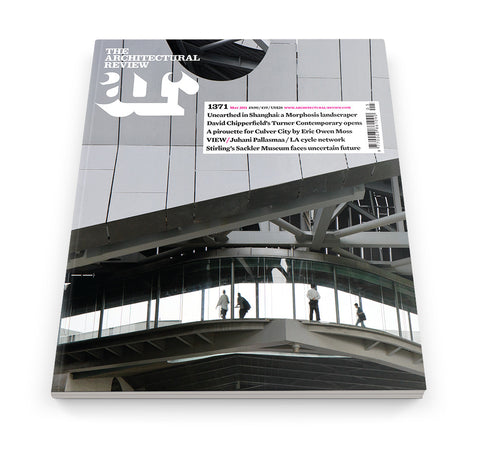 The Architectural Review Issue 1371, May 2011