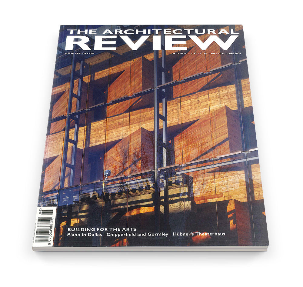 The Architectural Review Issue 1288, June 2004