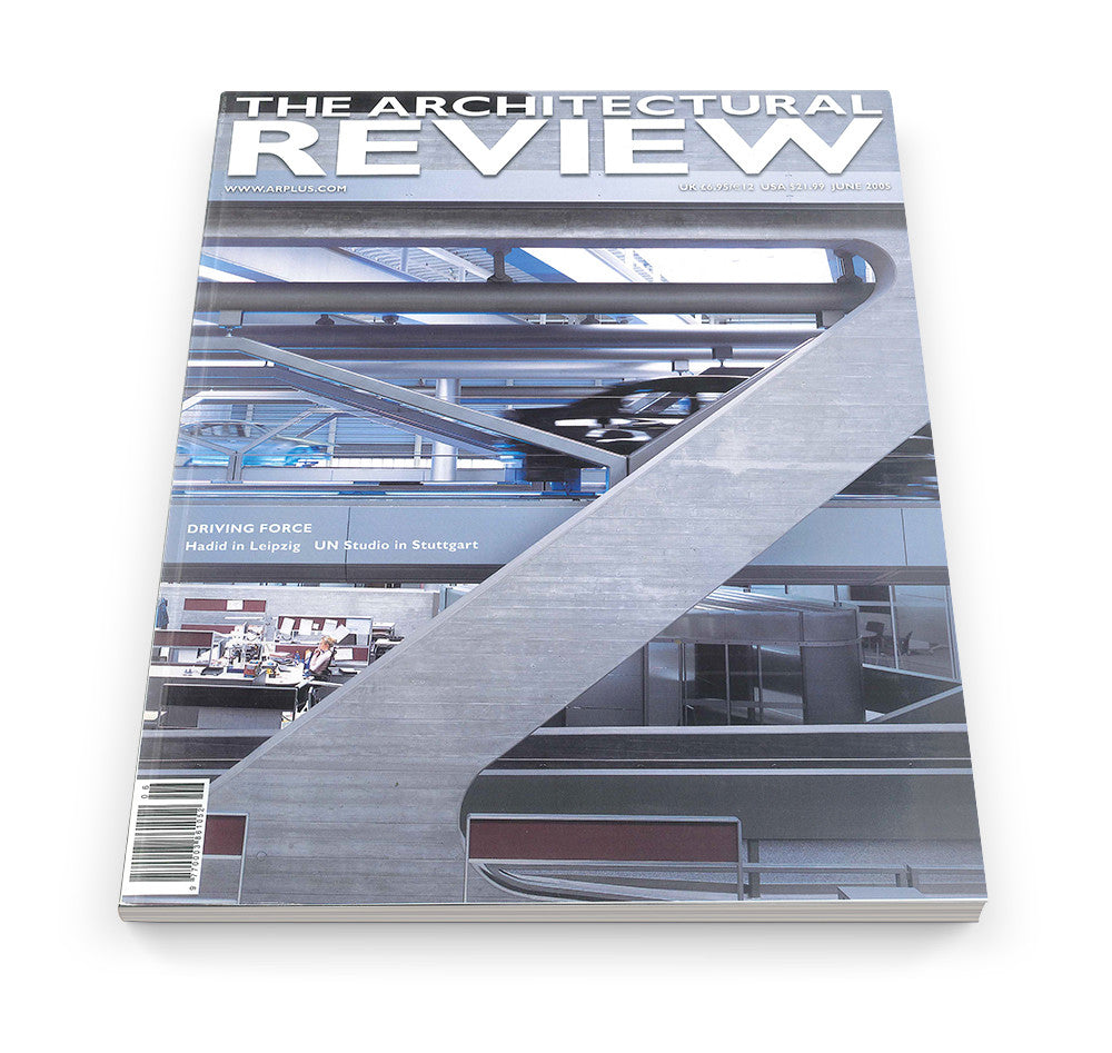 The Architectural Review Issue 1300, June 2005
