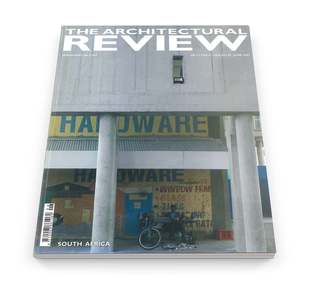 The Architectural Review Issue 1324, June 2007