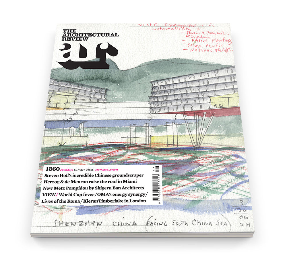 The Architectural Review Issue 1360, June 2010