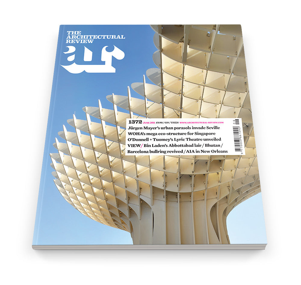 The Architectural Review Issue 1372, June 2011