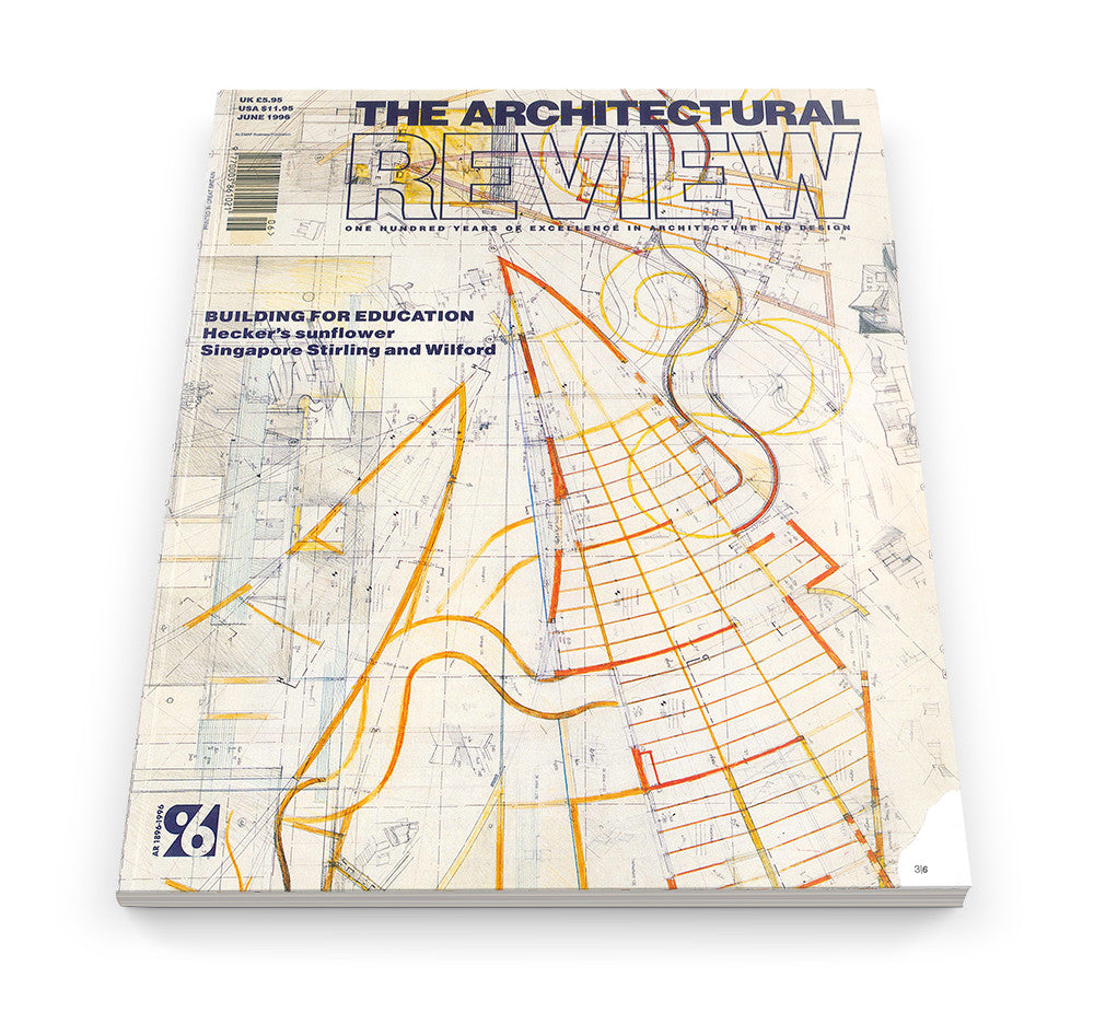 The Architectural Review Issue 1192, June 1996