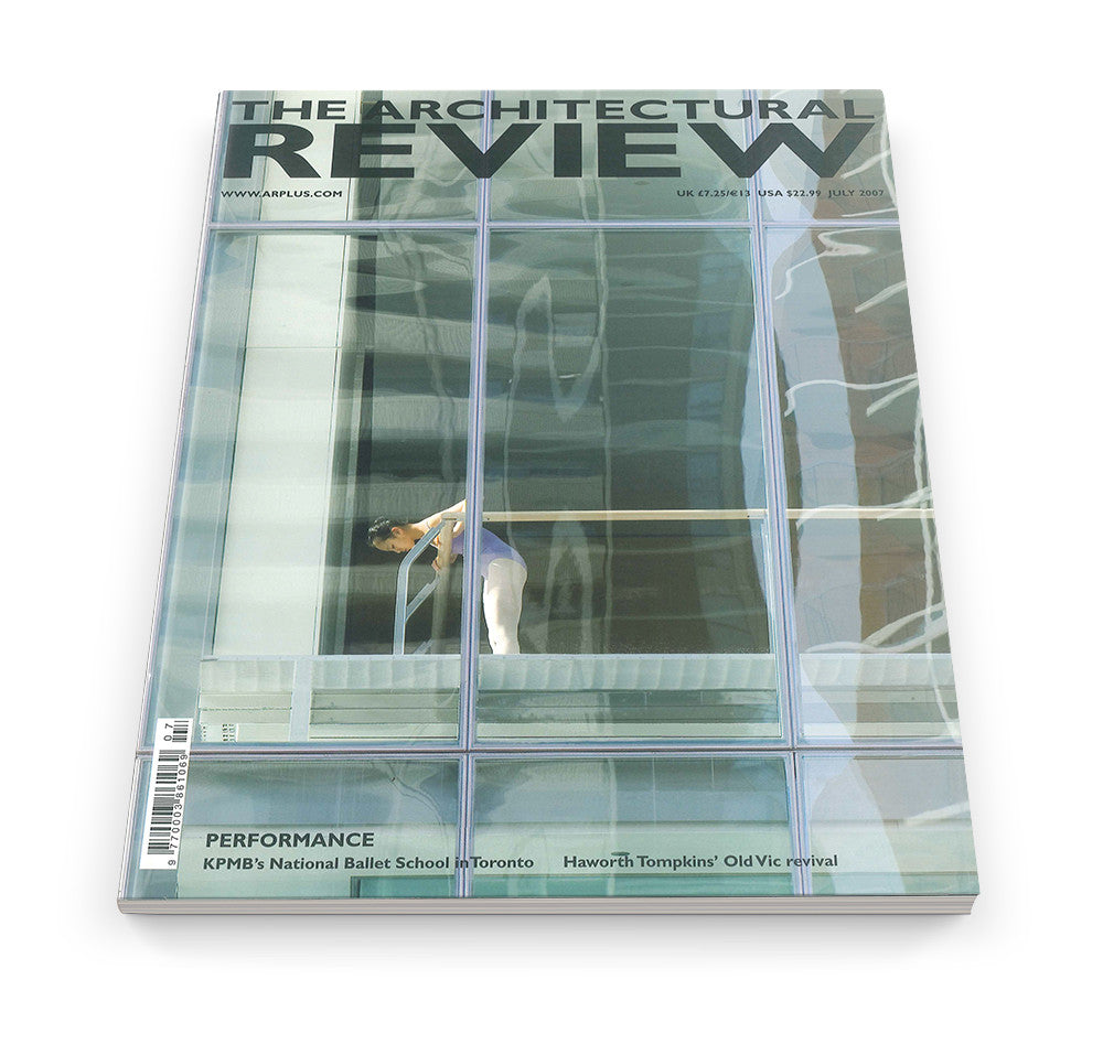 The Architectural Review Issue 1325, July 2007