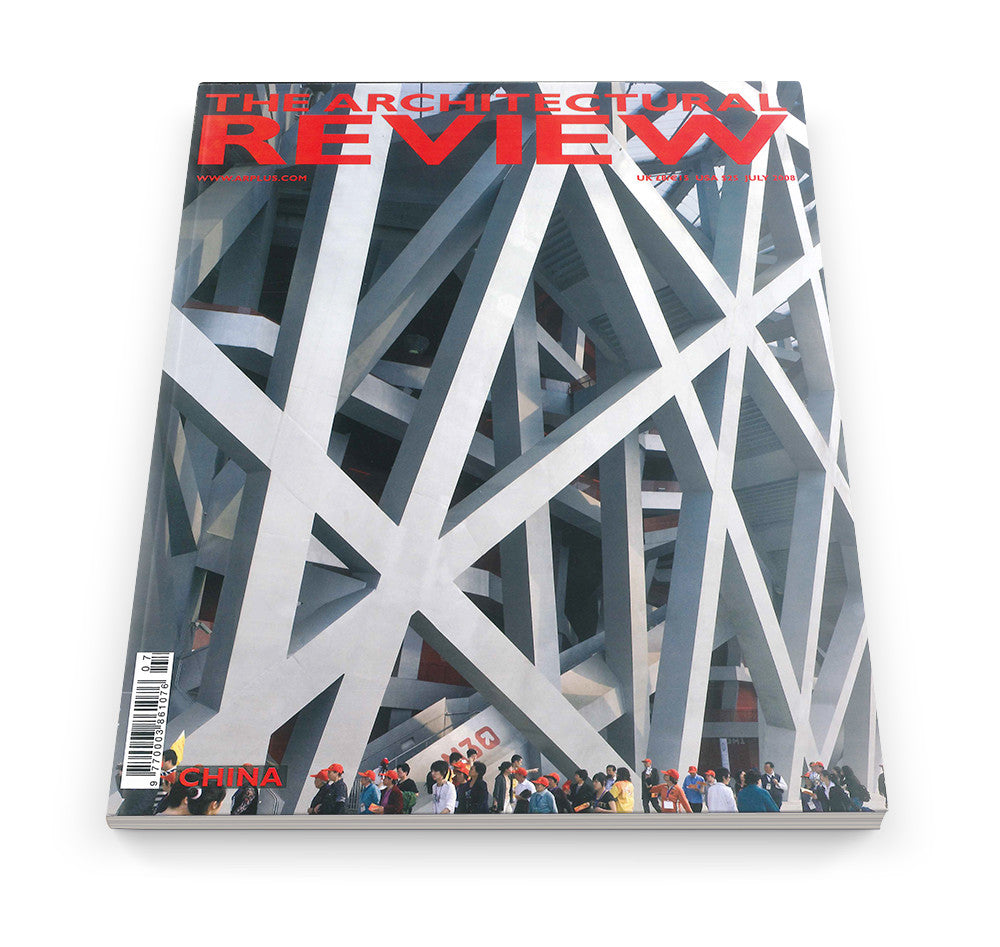 The Architectural Review Issue 1337, July 2008