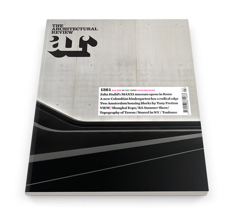 The Architectural Review Issue 1361, July 2010