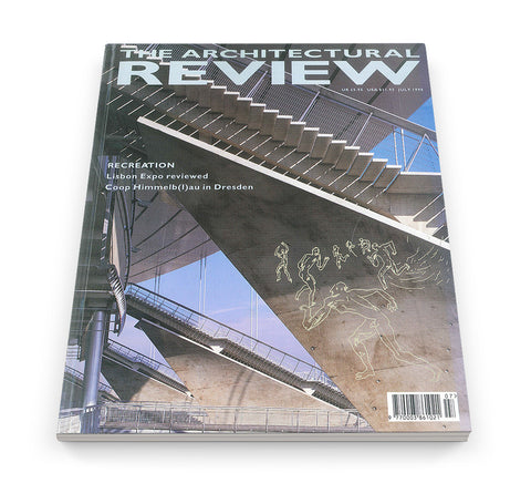 The Architectural Review Issue 1217 July 1998