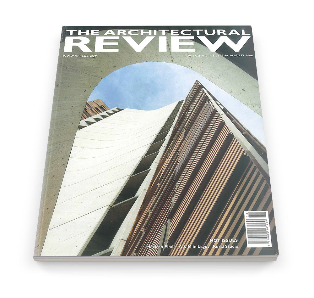 The Architectural Review Issue 1314, August 2006