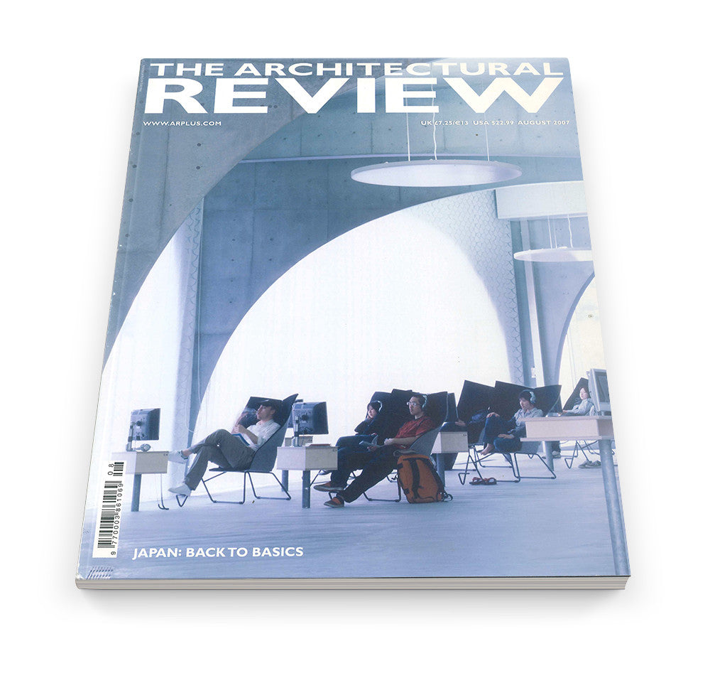 The Architectural Review Issue 1326, August 2007