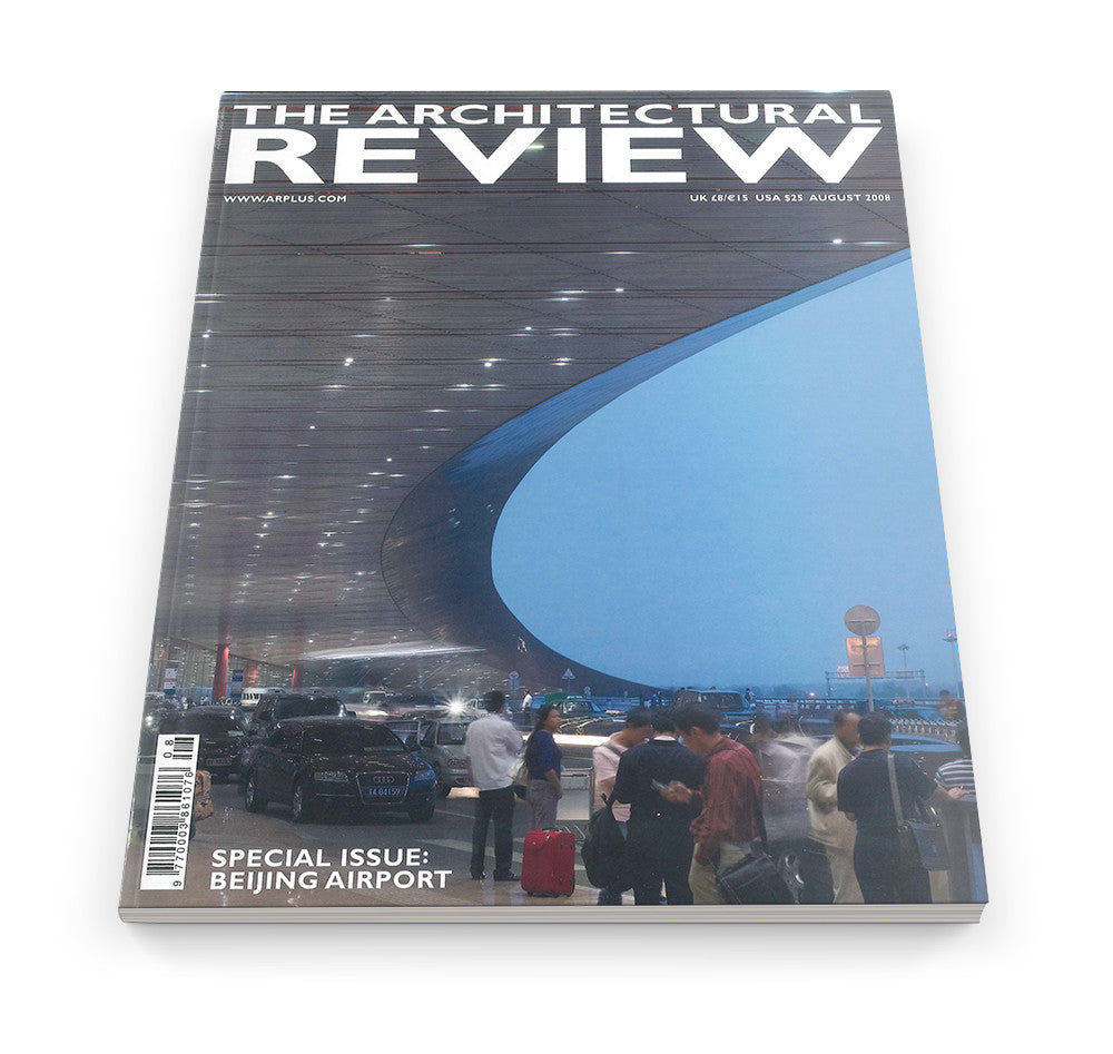 The Architectural Review Issue 1338, August 2008